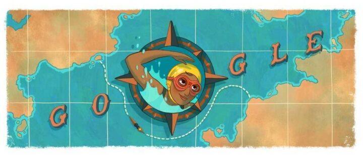 आज की Google Doodle है भारत की जलपरी के नाम, जानिए आरती साहा की सक्सेस स्टोरी