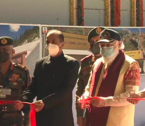 Atal Tunnel : ऐतिहासिक पल, प्रधानमंत्री मोदी ने अटल टनल का किया उद्धाटन, जानें क्या है खासियत