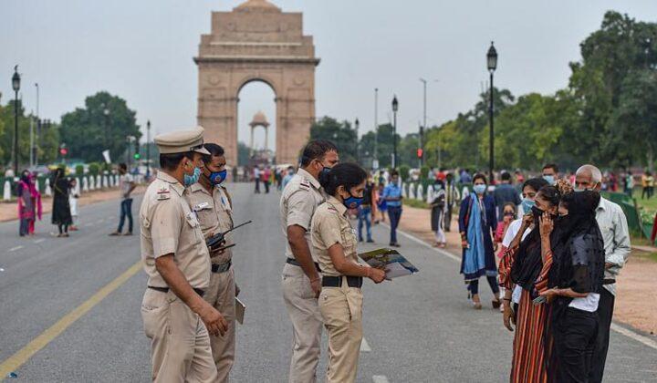 दिल्ली : इंडिया गेट के आसपास लगी धारा 144, सभा की अनुमति नहीं