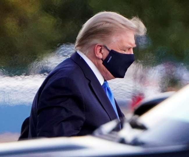 ऑक्सीजन लेवल गिरने के बाद रेमडेसिविर की दूसरी डोज से हालत में सुधार, राष्ट्रपति ट्रंप ने कहा जल्द संभालेंगे काम