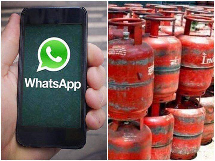 WhatsApp से कर सकेंगे अब LPG Gas की बुकिंग, कैसे करें बुक,जानने के लिए पूरी खबर पढ़े.