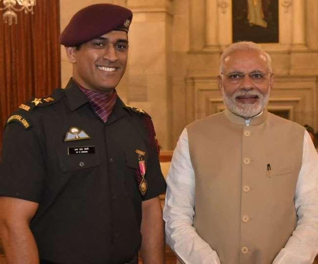 PM मोदी ने MS धोनी को लिखा लेटर, चर्चा की उन पलों की जो सालों साल किए जाएंगे याद