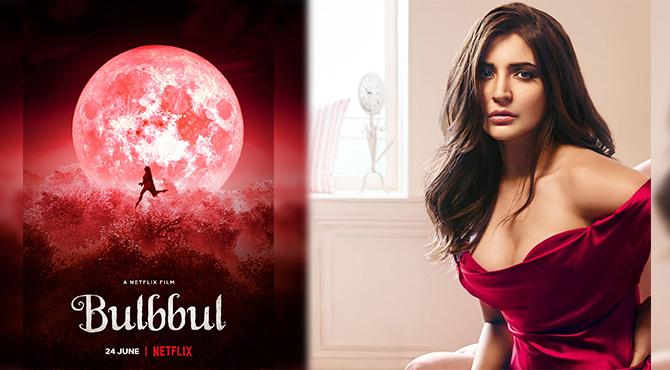 Anushka Sharma unveils first look of Netflix film Bulbbul