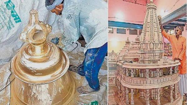 अयोध्या में लगेगा भारत का सबसे बड़ा घंटा,15 किलोमीटर दूर तक सुनाई देगी गूंज