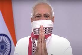 प्रधानमंत्री का 103 दिनों में छठवां और दूसरा सबसे छोटा  संदेश