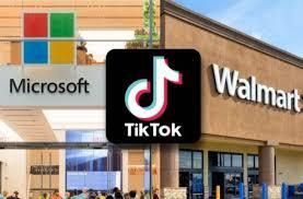 अमेरिकी कंपनी वॉलमार्ट माइक्रोसॉफ्ट के साथ मिलकर Tiktok की लगाएगी बोली