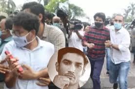CBI ने रूममेट सिद्धार्थ पिठानी और कुक नीरज सिंह से किए सवाल जबाव तस्वीरें आईं सामने