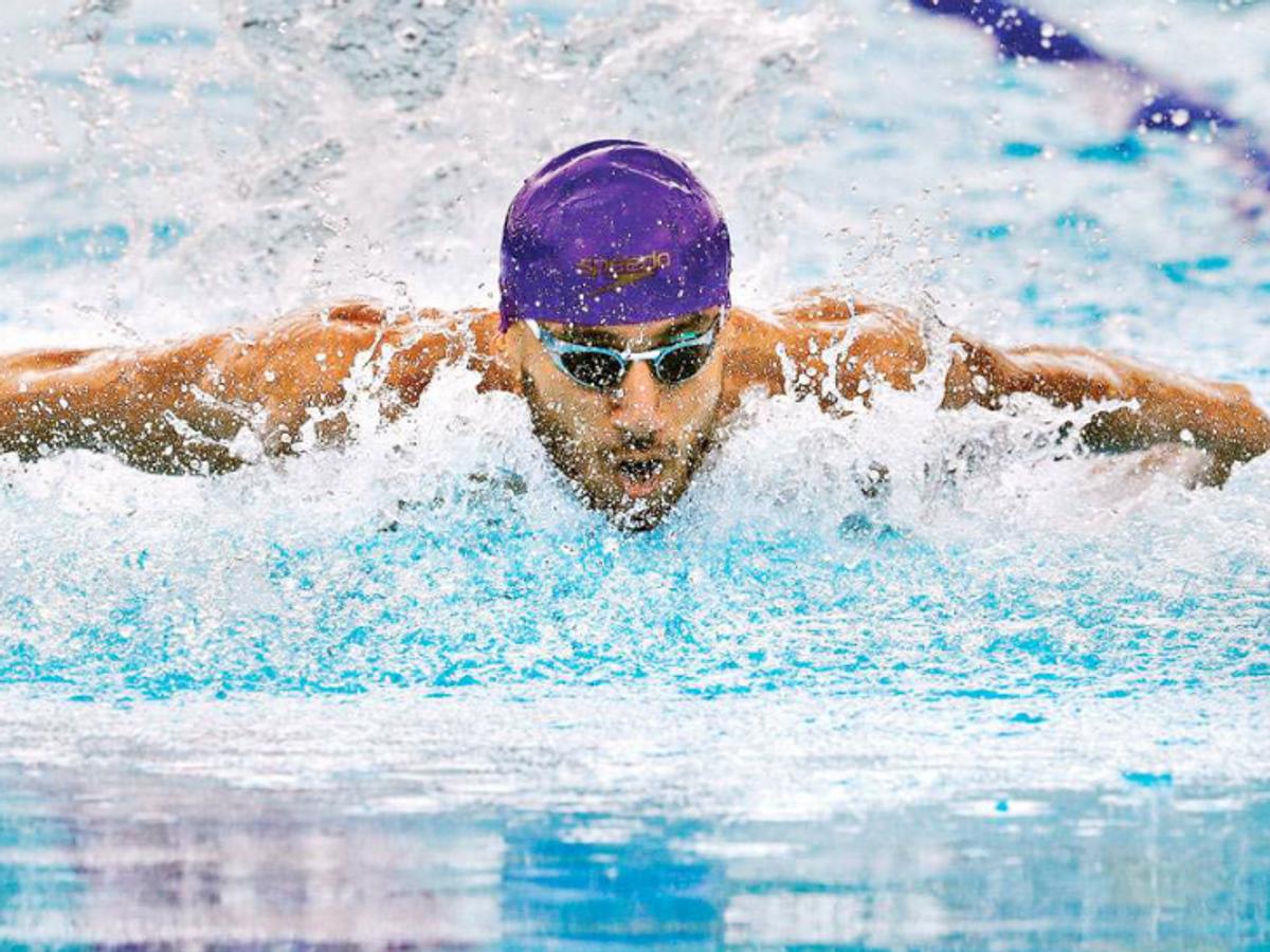 ऐशियन खेल में ब्रॉन्ज जीतने वाले वीरधवल खाड़े स्विमिंग पूल न खोले जाने से हैं नाराज, जल्द स्विमिंग पूल न खोले गए तो करनी पड़ेगी शून्य से शुरुआत.