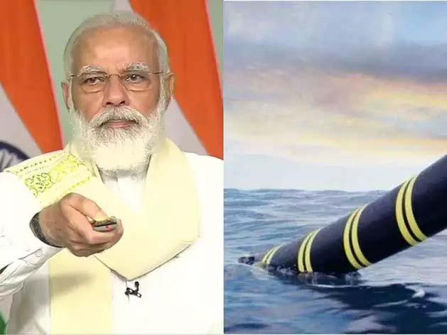 अंडमान-चेन्नई OFC का हुआ उद्घाटन, समुद्री व्यापार में बढ़ेगी हिस्सेदारी