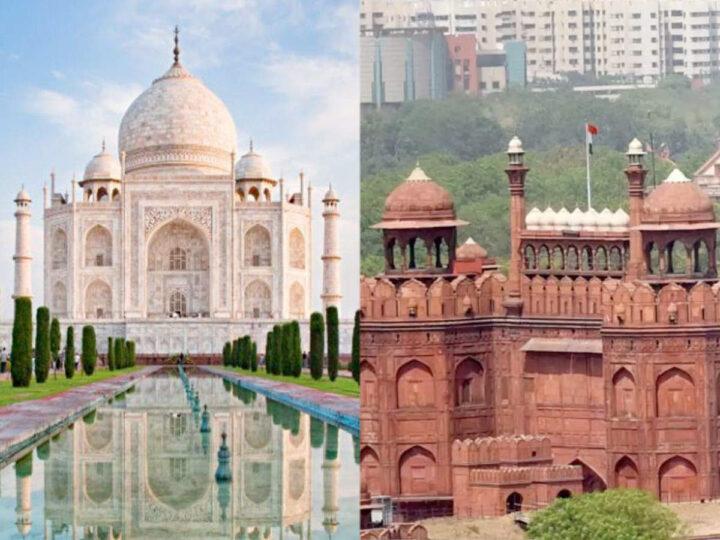 छह जुलाई से खुल जायेंगे ताजमहल और लाल किला समेत देश के सभी स्मारक