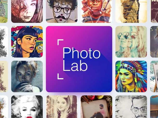 भारत में ट्रेंड कर रहा है Photo Lab एडिटिंग ऐप, अब तक 10 करोड़ से ज्यादा बार डाउनलोड किया का चुका है।