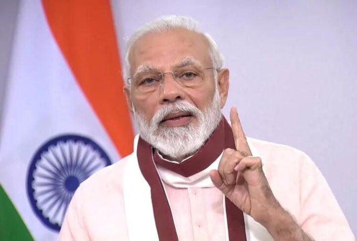 """Mann ki Baat : 68 वीं """"मन की बात"""" में रूबरू हुए प्रधानमंत्री, """"Vocal For Local""""  पर किया फोकस"""