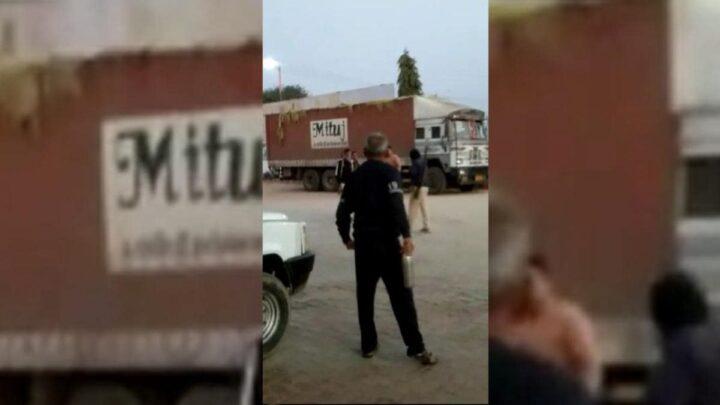 10 हजार रुपये के लिए आपस में भिड़ गई बिहारपुलिस, वायरल हुआ वीडियो