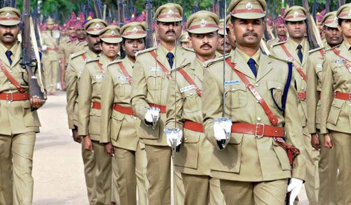 पुलिस विभाग में जाने का सुनहरा मौका, SI के पदों पर निकली बम्पर भर्ती