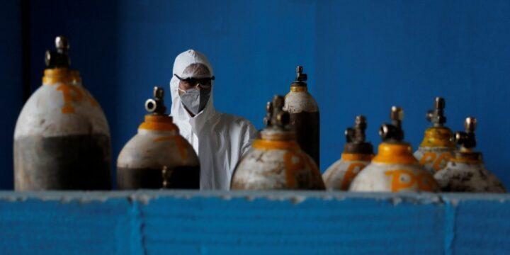 उत्तराखंड: जल्द कोई ठोस कदम नहीं उठाया तो हरिद्वार के अस्पतालों में हो सकता है ऑक्सीजन का संकट