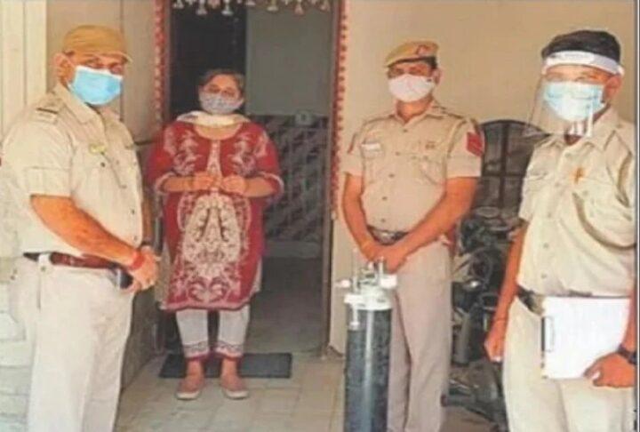 मरीजों के लिए देवदूत बनी दिल्ली पुलिस, जमकर हुई तारीफ