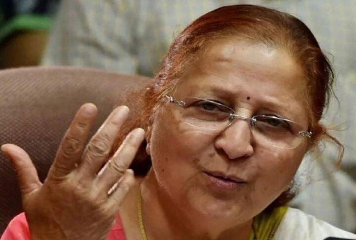 सुमित्रा महाजन ने निर्धन की अफवाओं पर जताई नाराजगी, चल रहा है इलाज