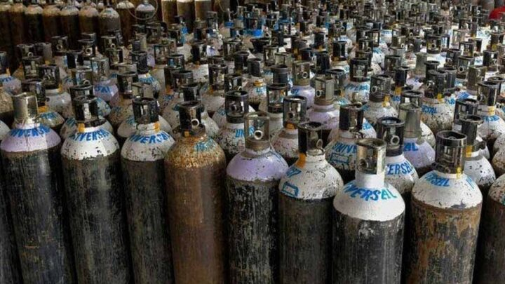 oxygen plant in Delhi