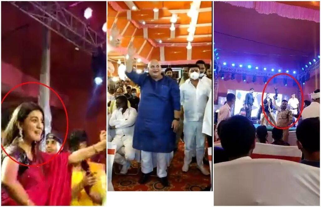Bahubali's dance part