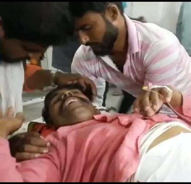 ग्राम पंचायत चुनाव : प्रतापगढ़ में हार की खुन्नस में जीते प्रत्याशी के समर्थक को मारी गोली